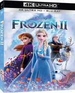 La Reine des neiges II - MULTI FULL UltraHD 4K