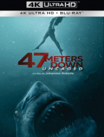 47 Meters Down: Uncaged  - MULTi (Avec TRUEFRENCH) WEB 4K