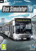 Bus Simulator 18 - PC DVD
