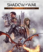 Middle Earth Shadow of War - PC DVD