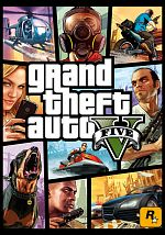Grand Theft Auto V - PC DVD