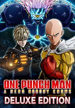 One Punch Man : A hero nobody knows  Gold Edition - PC DVD