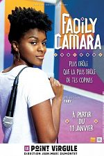 Spectacle - Fadily Camara : La Plus Drole De Tes Copines - FRENCH 720p WEB-DL