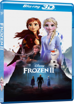La Reine des neiges II  - MULTi (Avec TRUEFRENCH) BluRay 1080p 3D
