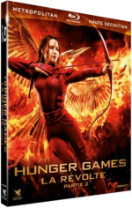 Hunger Games - La Révolte : Partie 2 - MULTi (Avec TRUEFRENCH) FULL BLURAY