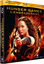 Hunger Games - L'embrasement - MULTi (Avec TRUEFRENCH) FULL BLURAY