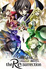 Code Geass: Lelouch of the Resurrection - VOSTFR 1080p