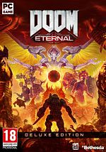 DOOM Eternal Deluxe Edition - PC DVD