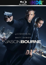 Jason Bourne - MULTi BluRay 1080p x265 HDR10