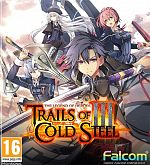 The Legend of Heroes : Trails of Cold Steel III - PC DVD
