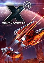X4 Foundations Split Vendetta - PC DVD