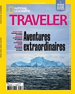 National Geographic Traveler France - Avril
