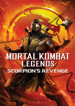 Mortal Kombat Legends : Scorpion's Revenge - FRENCH BDRip