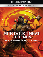 Mortal Kombat Legends : Scorpion's Revenge - MULTI 4K UHD