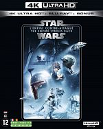 Star Wars : Episode V - L'Empire contre-attaque - MULTi (Avec TRUEFRENCH) 4K UHD