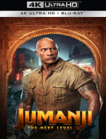 Jumanji: next level  - MULTi (Avec TRUEFRENCH) 4K UHD