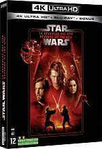 Star Wars : Episode III - La Revanche des Sith - MULTi (Avec TRUEFRENCH) FULL UltraHD 4K