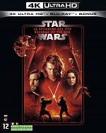 Star Wars : Episode III - La Revanche des Sith - MULTi (Avec TRUEFRENCH) 4K UHD