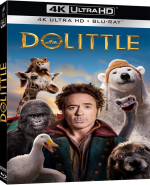 Le Voyage du Dr Dolittle  - MULTi (Avec TRUEFRENCH) FULL UltraHD 4K