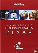 PIXAR Courts Métrages : Volume 1 - MULTi 1080p
