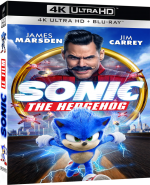Sonic le film  - MULTi (Avec TRUEFRENCH) FULL UltraHD 4K