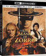Le Masque de Zorro - MULTI FULL UltraHD 4K