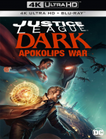 Justice League Dark: Apokolips War - MULTI 4K UHD