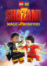 LEGO DC: Shazam - Magic and Monsters - FRENCH BDRip