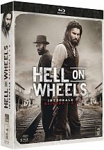 Hell On Wheels : l'Enfer de l'Ouest - Saison iNTEGRALE VOSTFR BluRay 1080p