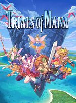 Trials of Mana - PC DVD