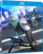 Psycho-Pass: Sinner of the System Case 2 : Le premier gardien - MULTi BluRay 1080p