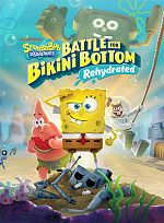 SpongeBob SquarePants: Battle for Bikini Bottom - Rehydrated - PC DVD