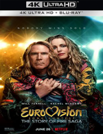 Eurovision Song Contest: The Story Of Fire Saga - MULTI WEB 4K