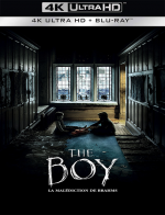 The Boy : la malédiction de Brahms - MULTi (Avec TRUEFRENCH) 4K UHD