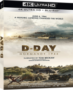 D-Day, Normandie 1944 - MULTI FULL UltraHD 4K