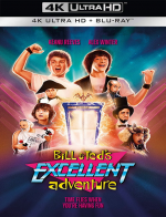 Bill & Ted's Excellent Adventure - MULTI 4K UHD