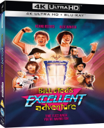 Bill & Ted's Excellent Adventure - MULTi FULL UltraHD 4K