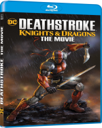 Deathstroke: Knights & Dragons - The Movie - MULTi FULL BLURAY