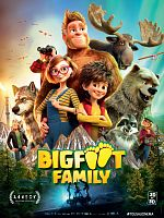 Bigfoot Family - FRENCH HDCAM