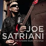 Joe Satriani ‎– The Complete Studio Recordings (Reissue, Remastered)