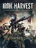 Iron Harvest - PC DVD