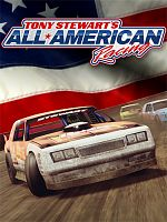 TiTony Stewart's All-American Racing - PC DVD