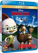Chicken Little - MULTI VFF BluRay 1080p [60FPS]