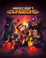 Minecraft Dungeons - PC DVD