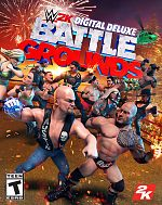 WWE 2K Battlegrounds - PC DVD