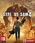 Serious Sam 4 - PC DVD