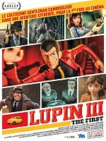 Lupin III: The First - TRUEFRENCH HDRiP MD