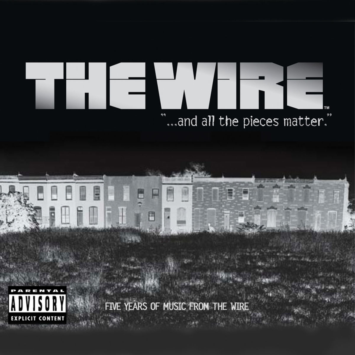 Various Artists-...And All the Pieces Matter - Five Years of Music from the Wire