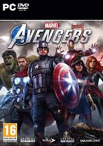 Marvel's Avengers - PC DVD