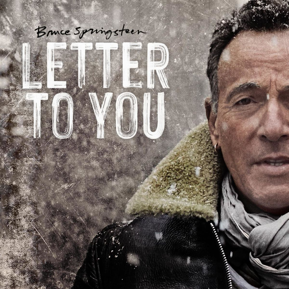 Bruce Springsteen-Letter To You